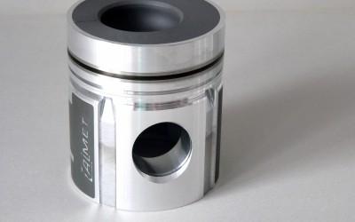 ALMET aluminium piston