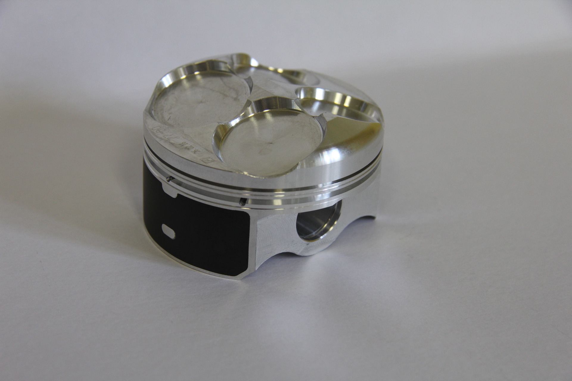 ALMET forged piston